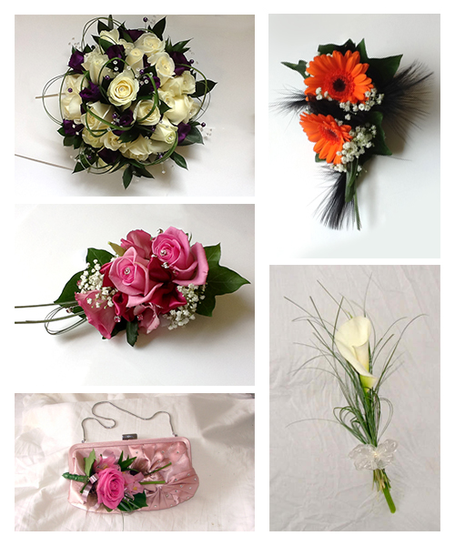 Wedding Flowers - by Palmersflorist