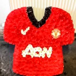 Funeral - Manchester United Football Shirt when sponsored by AON
