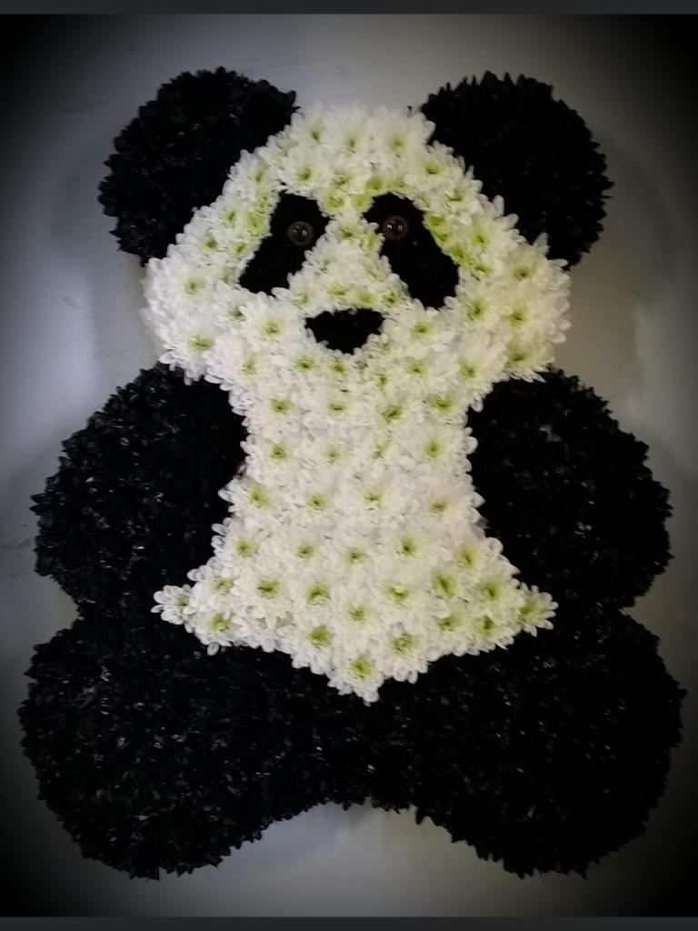 Funeral, Panda, Flowers, Bury, Radcliffe